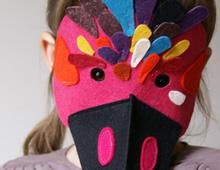 Masques Oiseaux