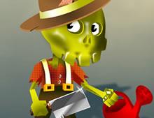 Zombie shooter > Jeu